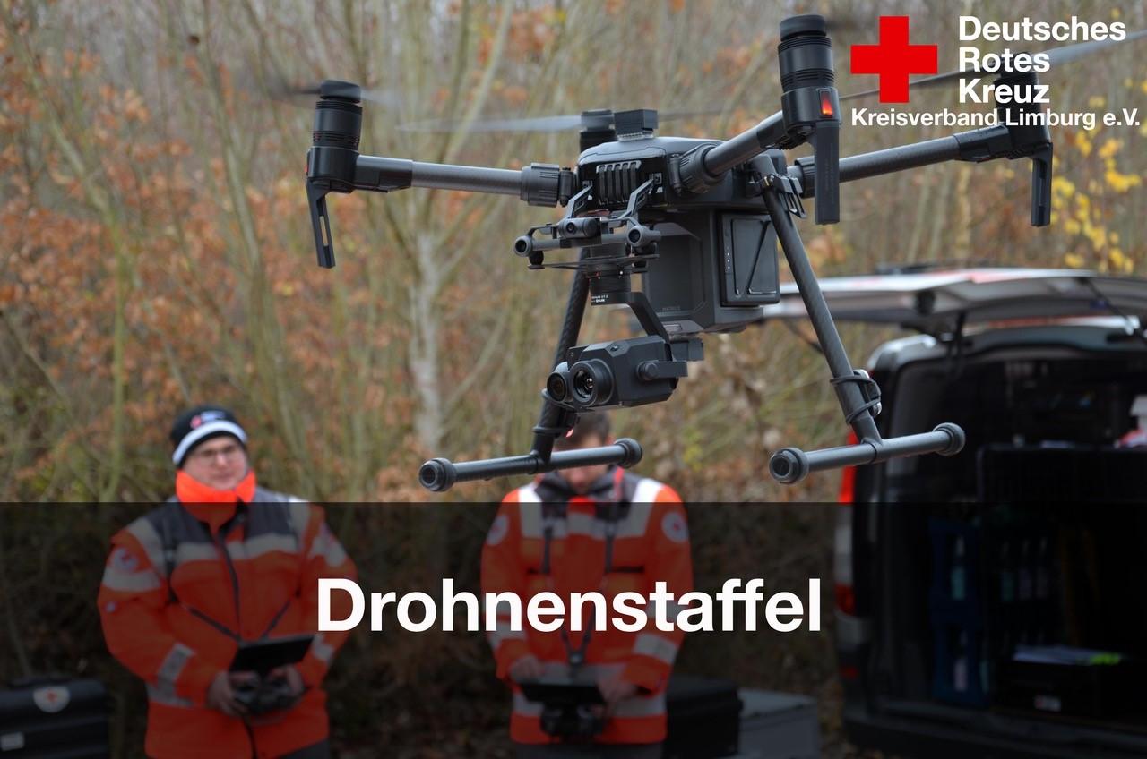 DRK Drohnenstaffel Limburg-Weilburg
