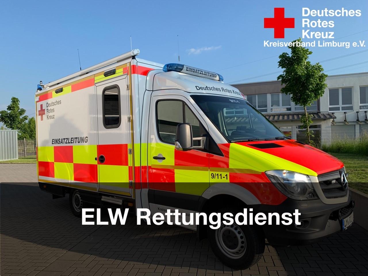 ELW1 Rettungsdienst